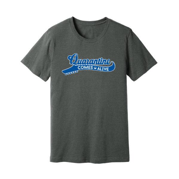 BCA Quarantine Unisex Shirt Deep Heather